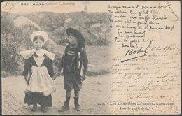 """Les Chansons De Botrel Illustrées """"Par Le Petit Doigt"""" - Other"""
