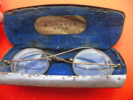 Glasses.Optiker:R.GORNER,GRAZ. - Lunettes