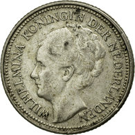 Monnaie, Pays-Bas, Wilhelmina I, 10 Cents, 1935, TTB, Argent, KM:163 - 10 Cent