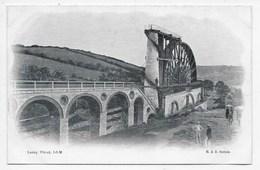 Laxey Wheel -undivided Back - Isle Of Man