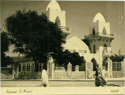 AFRICA - SENEGAL - RUFISQUE - LA MOSQUEE / MOSQUE - EDIT VINCENT 1950s (BG1816) - Senegal