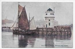 Old Red Pier, Douglas, I.O.M. - Liver Series - Isle Of Man