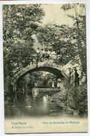 CPA - Carte Postale - Belgique - Trois Ponts - Pont Du Ruisseau De Bodeux - 1909  (SV6850) - Trois-Ponts