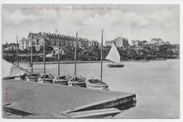 Isle Of Man, Windsor Mount From Mooragh Park, Ramsey, - Stengel - Isle Of Man