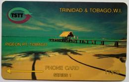 2CTTB Pigeon Point TT$30 - Trinidad En Tobago