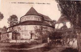 B54815 Saint Bonnet La Rivière - L'Eglise - Francia