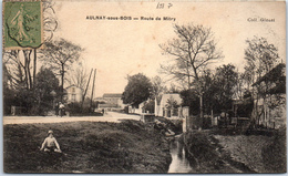 93 AULNAY SOUS BOIS - La Route De Mitry - Aulnay Sous Bois