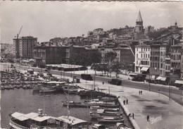 MARSEILLE. Le Quai Du Port Et L'Hôtel De Ville - Marseilles