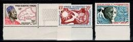 AOF - YV 73 / 74 / 75 N** Cote 5,60+ Euros - Unused Stamps