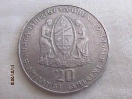 Tanzania: 20 Shillings 1981 - Tanzanie