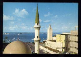 C303 LIBIA LIBYA - TRIPOLI - HOTEL UADDAN CIRC. 1977 - Libya