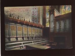 35 La Guerche De Bretagne Intérieur De L'église Les Orgues édit. Chauvel Bazar - La Guerche-de-Bretagne