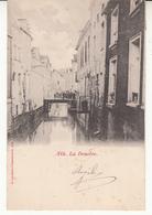 Carte ATH    Cachet Année  1900 - Ath