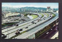 """CPSM VENEZUELA - CARACAS - """" El Pulpo """" - TB PLAN Autoroute Automobiles - Centre Commercial - Venezuela"""