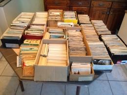 GROS LOT DE  + DE  10000 CPA  -CPM - CPSM  - 65% DE CPM CPSM - 35 % DE CPA  TYPE DROUILLE - Cartes Postales