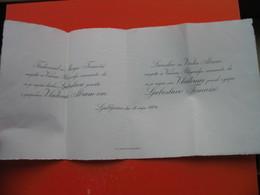 Ljubljana.Objava Poroke(poroka/wedding).Vladimir Abram/Ljuboslava Tomazic - Wedding
