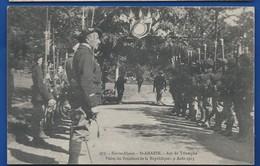 St AMARIN     Arc De Triomphe  Visite Du Président De La République Le 9 Août 1915    écrite En 1915 - France