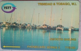 113CTTA  CTTA  TT$100 - Trinité & Tobago