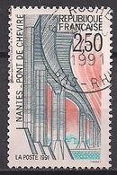 Frankreich  (1991)  Mi.Nr.  2832  Gest. / Used  (8ae14) - Frankreich