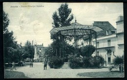Aversa - Piazza Principe Amedeo - Viaggiata 1922 - Rif. 13996 - Aversa