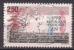 Frankreich  (1992)  Mi.Nr.  2915  Gest. / Used  (8ae18) - Frankreich