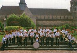 B54846 Evaux Les Bains - Société De Musique - Evaux Les Bains