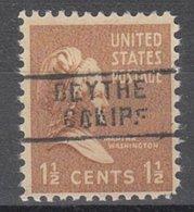 USA Precancel Vorausentwertung Preo, Locals California, Blythe 745 - Etats-Unis