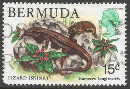 Bermuda. 1978 Wildlife, 15c Used. SG 394 - Bermuda