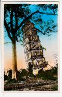 As203 Nord-Vietnam Province VINH YEN Tour Penchée Cliché Agence Colonies N°15 Indo-Chine North Viet Nam Indochine - Viêt-Nam