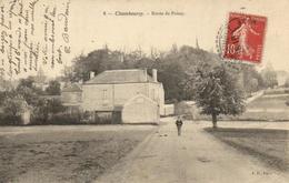 1 Cpa Chambourcy - Chambourcy