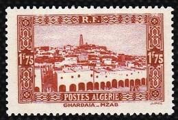 Année 1936-N°119 Neuf**MNH : Ghardaïa-M'Zab  (1f 75) - Algeria (1924-1962)