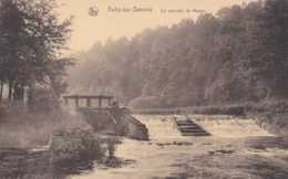 Auby-sur-Semois - La Cascade Du Maqua - Circulé - Animée - TBE - Bertrix - Bertrix