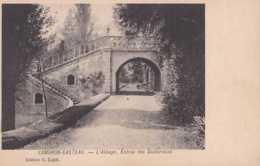 Cambron-Casteau - L'Abbaye - Entrée Des Souterrains - Pas Circulé - Dos Non Séparé - TBE - Brugelette - Brugelette