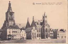 Diksmuide - Dixmude - Grote Markt - Grand' Place Côté Nord - Circulé En 1923 - TBE - Diksmuide