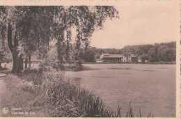 Genval - Une Vue Sur Le Lac - Circulé - TBE - Rixensart - Rixensart