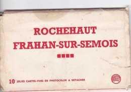 Rochehaut - Frahan Sur Semois - 10 Cartes-vues En Photocolor à Détacher - Pas Circulé - Ed Willeme-Godard - Bouillon