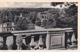 Villers-la-Ville - Abbaye - Vue D'ensemble Prise Aux Abords De La Chapelle Montaigu - Circulé En 1957 - TBE - Villers-la-Ville
