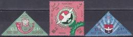 Ägypten Egypt 1965 Postwesen Tag Der Post Day Posthorn Brieftauben Tauben Doves Philatelie Philately, Mi. 779-1 ** - Ungebraucht