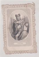 26619 Saint Augustin -image Pieuse Dentelle - Images Religieuses