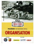 PASS BADGE RACE MOTORSPORTS CENTENARIO TARGA FLORIO ORGANISATION - Automobilismo - F1