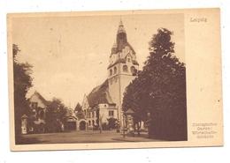 0-7000 LEIPZIG, Zoo, Wirtschafts-Gebäude, 1924 - Leipzig