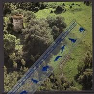 Artis Historia  Fiche 132 17 X 17cm Ruines Chateau Walhain Gembloux Gisant De Hennemen De Nameche Gelbressée Eglise - Artis Historia