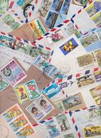 NIGERIA - Beau Lot Varié De 276 Enveloppes Timbrées Petit Format - Short Size Stamped Air Mail Covers Letters Stamps - Nigeria (1961-...)