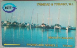 240CTTA Smooth Sailing  TT$100 - Trinidad & Tobago