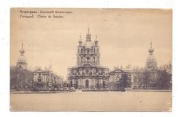 RU 190000 SANKT PETERSBURG / PETROGRAD, Smolny Kloster - Russland