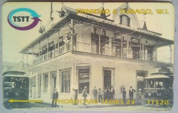 279CTTA Transfer Station TT$20 - Trinidad & Tobago