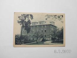 Pictou.-  Academy Hall. (23 - 4 - 1937) - Nouvelle-Écosse