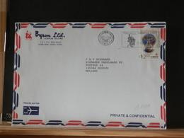 A8781 LETTRE POUR LA HOLLANDE 2000 - Covers & Documents