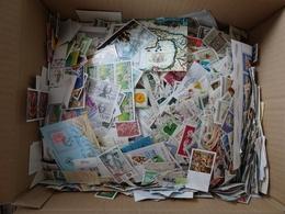 1 Kg Lose Marken Fundgrube (9630) - Briefmarken
