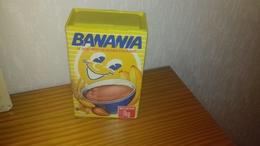 """Boite En Carton """" Banania """" 1 Kg De 1987 - Boîtes"""